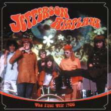 Jefferson Airplane: The First Trip 1966, CD