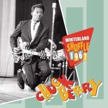 Chuck Berry: Winterland Shuffle 1967, CD
