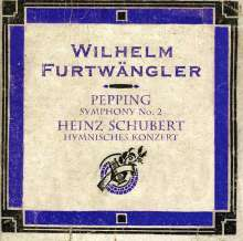 Wilhelm Furtwängler (Melodiya-Edition), CD