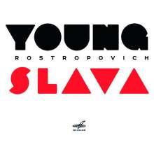 Mstislav Rostropovich - Young Slava, 9 CDs