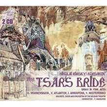 Nikolai Rimsky-Korssakoff (1844-1908): Die Zarenbraut, 2 CDs