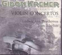 Gidon Kremer - Violin Concertos, CD