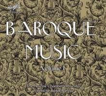 Baroque Music Vol.1, CD