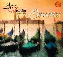 Antonio Vivaldi (1678-1741): Konzerte für mehrere Instrumente, CD