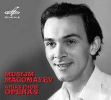 Muslim Magomayev - Arias From Operas (180g), CD