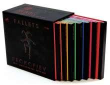 Serge Prokofieff (1891-1953): Ballette, 9 CDs