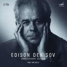 Edison Denisov (1929-1996): Edison Denisov - Anniversary Edition, 2 CDs