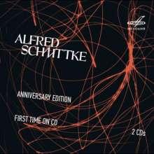 Alfred Schnittke (1934-1998): Alfred Schnittke - Anniversary Edition, 2 CDs