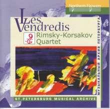 Rimsky-Korsakov Quartet - Les Vendredis, CD
