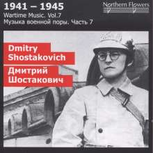 Wartime Music Vol.7 - 1941-1945, CD