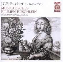 Johann Caspar Ferdinand Fischer (1656-1746): Musicalisches Blumen-Büschlein, Super Audio CD