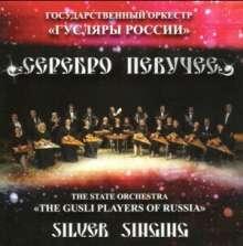 """Russische Volkslieder  """"Silver Singing"""", CD"""