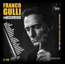 Franco Gulli - reDiscovered, 11 CDs