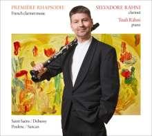 Selvadore Rähni - Premiere Rhapsodie, CD