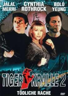 Tigerkralle 2, DVD