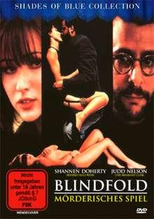 Blindfold - Mörderisches Spiel, DVD