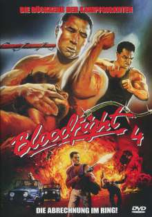 Bloodfight 4, DVD