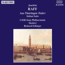 Joachim Raff (1822-1882): Aus Thüringen, CD