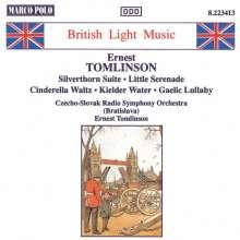 Ernest Tomlinson (1924-2015): Orchesterwerke, CD
