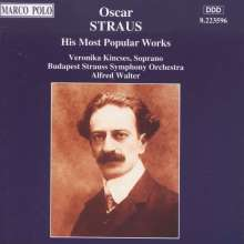 Oscar Straus (1870-1954): Werke, CD