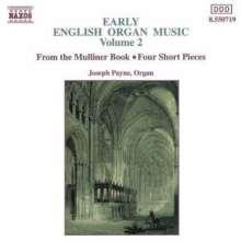 Frühe englische Orgelmusik Vol.2, CD