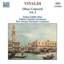 Antonio Vivaldi (1678-1741): Oboenkonzerte RV 447,451,455,457,461,463, CD