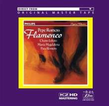 Pepe Romero (geb. 1944): Flamenco (K2HD), CD