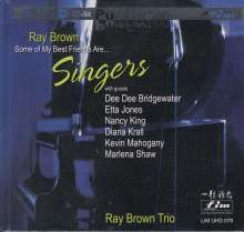 Ray Brown (1926-2002): Some Of My Best Friends Are Singers (UltraHD-CD), CD