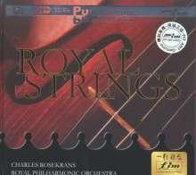 Royal Philharmonic Orchestra - Royal Strings (Ultra-HD-CD), CD