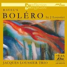 Jacques Loussier (1934-2019): Ravel's Bolero (Ultra-HD-CD), CD