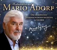 Mario Adorf: Weihnachten mit Mario Adorf, CD