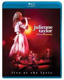 Julienne Taylor & The Celtic Connection: Live At The Lyric 2011, Blu-ray Disc