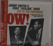 Eddie 'Lockjaw' Davis & Johnny Griffin: Ow! Live At The Penthouse (Digipack), CD