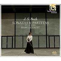 Johann Sebastian Bach (1685-1750): Sonaten & Partiten für Violine BWV 1001-1006, 2 Super Audio CDs Non-Hybrid