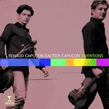 Renaud & Gautier Capucon - Inventions, CD