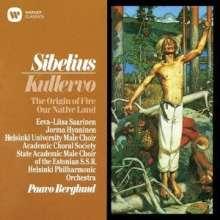 Jean Sibelius (1865-1957): Kullervo-Symphonie op.7, 2 CDs