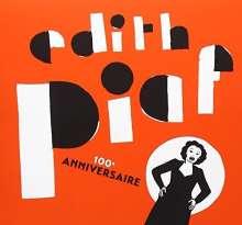 Edith Piaf (1915-1963): 100ème Anniversaire (Digipack), 2 CDs