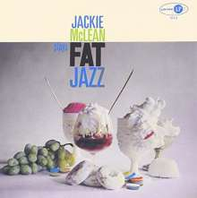 Jackie McLean (1931-2006): Fat Jazz (SHM-CD), CD