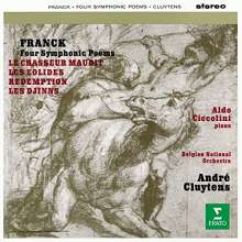 Cesar Franck (1822-1890): Le Chasseur maudit (Ultimate High Quality CD), CD