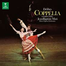 Leo Delibes (1836-1891): Coppelia (Ultimate High Quality CD), 2 CDs