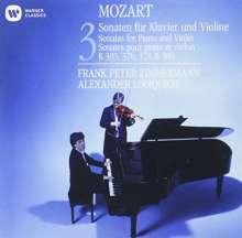 Wolfgang Amadeus Mozart (1756-1791): Sonaten für Violine & Klavier Vol.3 (Ultimate High Quality CD), CD