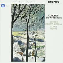 Franz Schubert (1797-1828): Winterreise D.911  (Ultimate High Quality CD), CD
