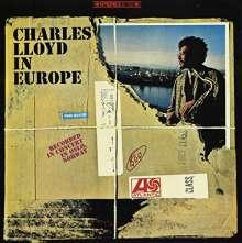 Charles Lloyd (geb. 1938): Charles Lloyd In Europe (SHM-CD) (Reissue) (Limited Edition), CD