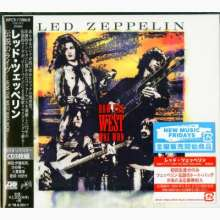 Led Zeppelin: How The West Was Won (Digisleeve), 3 CDs