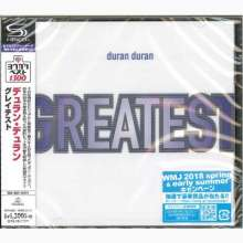 Duran Duran: Greatest (SHM-CD), CD