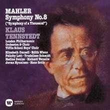 Gustav Mahler (1860-1911): Symphonie Nr.8 (Ultimate High Quality CD), 2 CDs