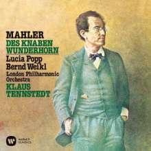 Gustav Mahler (1860-1911): Des Knaben Wunderhorn (Ultra High Quality CD), CD