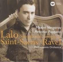 Edouard Lalo (1823-1892): Symphonie espagnole für Violine & Orchester op.21 (Ultimate High Quality CD), CD