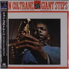 John Coltrane (1926-1967): Giant Steps (remastered) (180g) (Limited Edition) (mono), LP