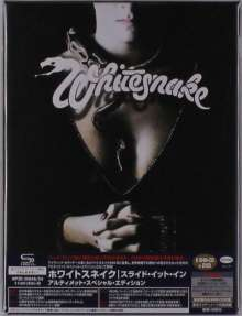 Whitesnake: Slide It In (The-Ultimate-Special-Edition) (6 SHM-CD + DVD), 6 CDs und 1 DVD